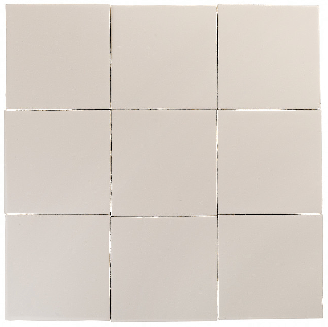 ivory white glazed tiles