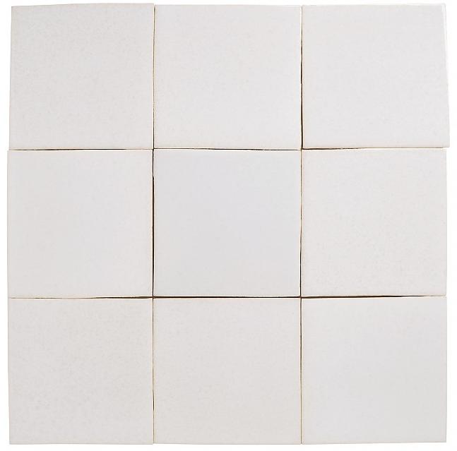 antique white glazed tiles